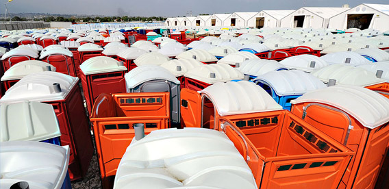 Champion Portable Toilets in Kingsburg,  CA